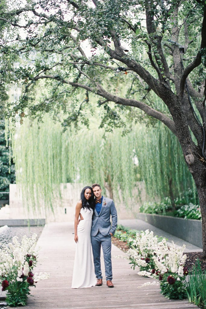 Nasher Sculpture Center Wedding