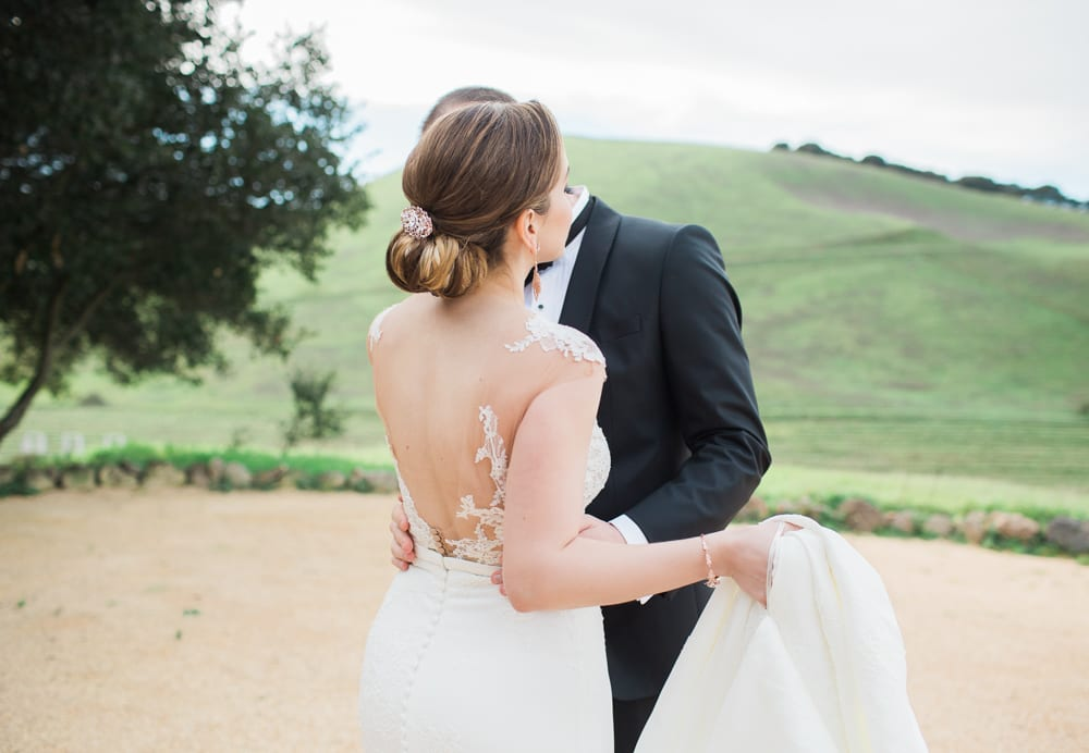 Gloria Ferrer Winery Sonoma Wedding