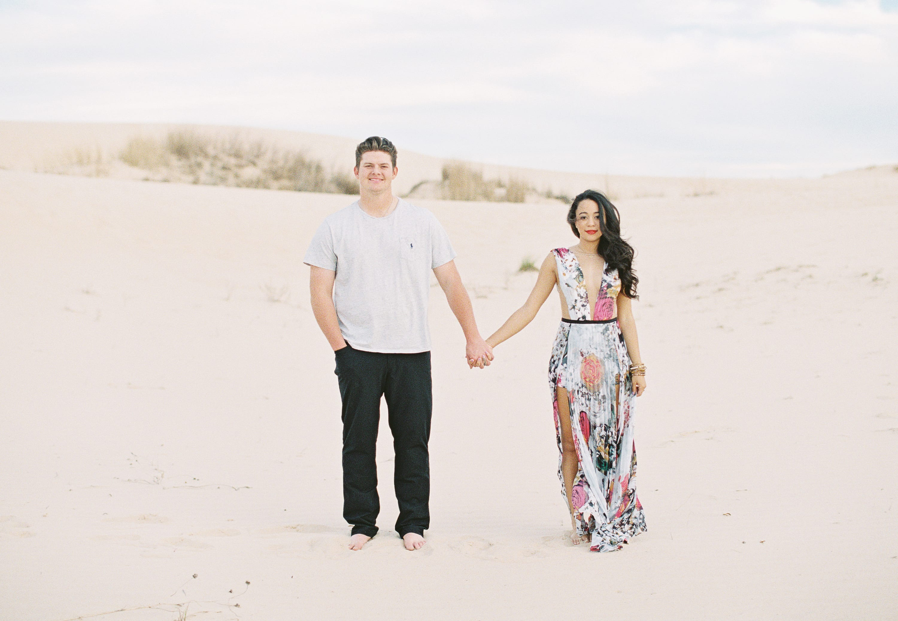 Monahans Texas Engagement Session