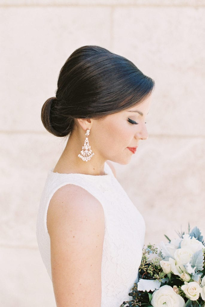 Nasher Sculpture Center Bridal Session
