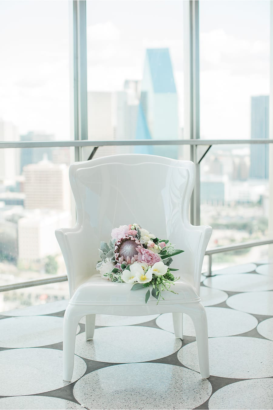 W Hotel Dallas Wedding